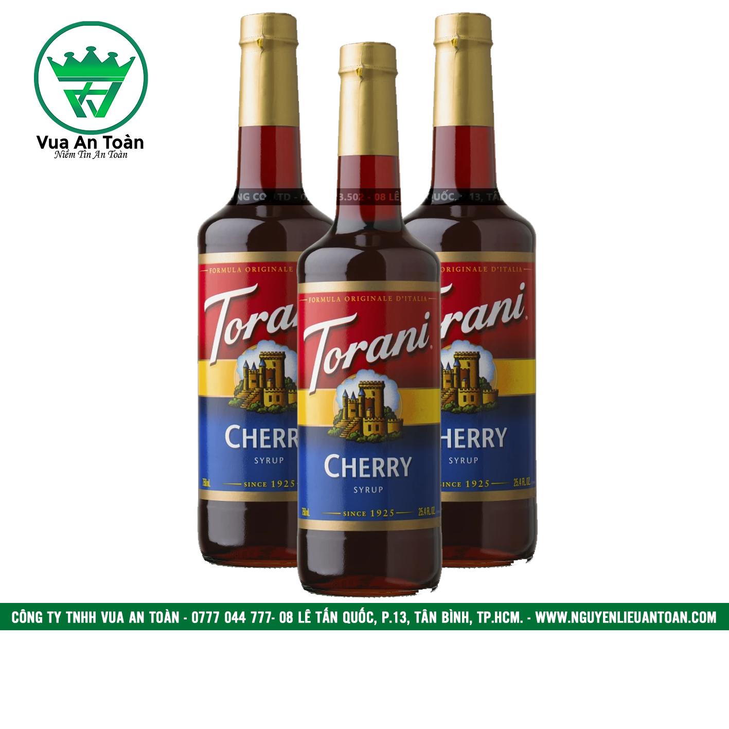 Torani Cherry -  Anh Đào