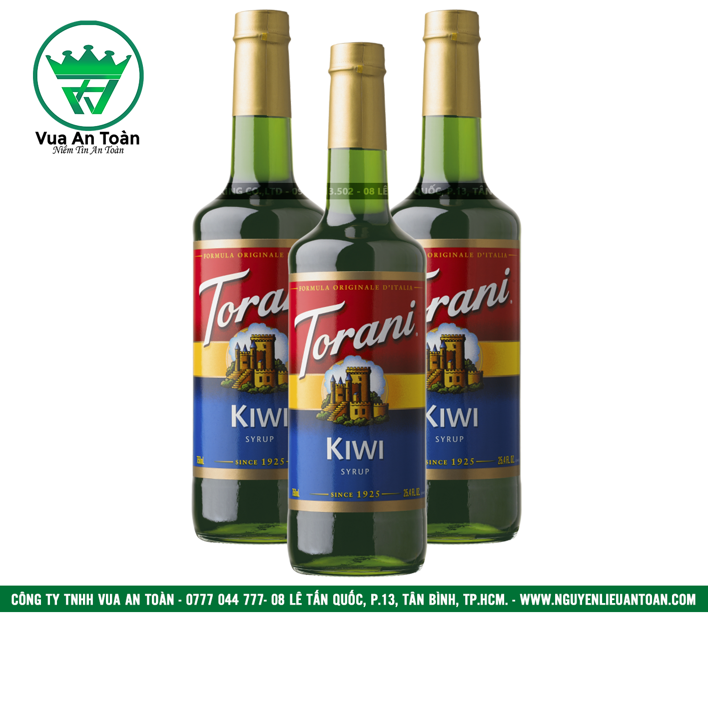 Torani Kiwi - Kiwi Syrup