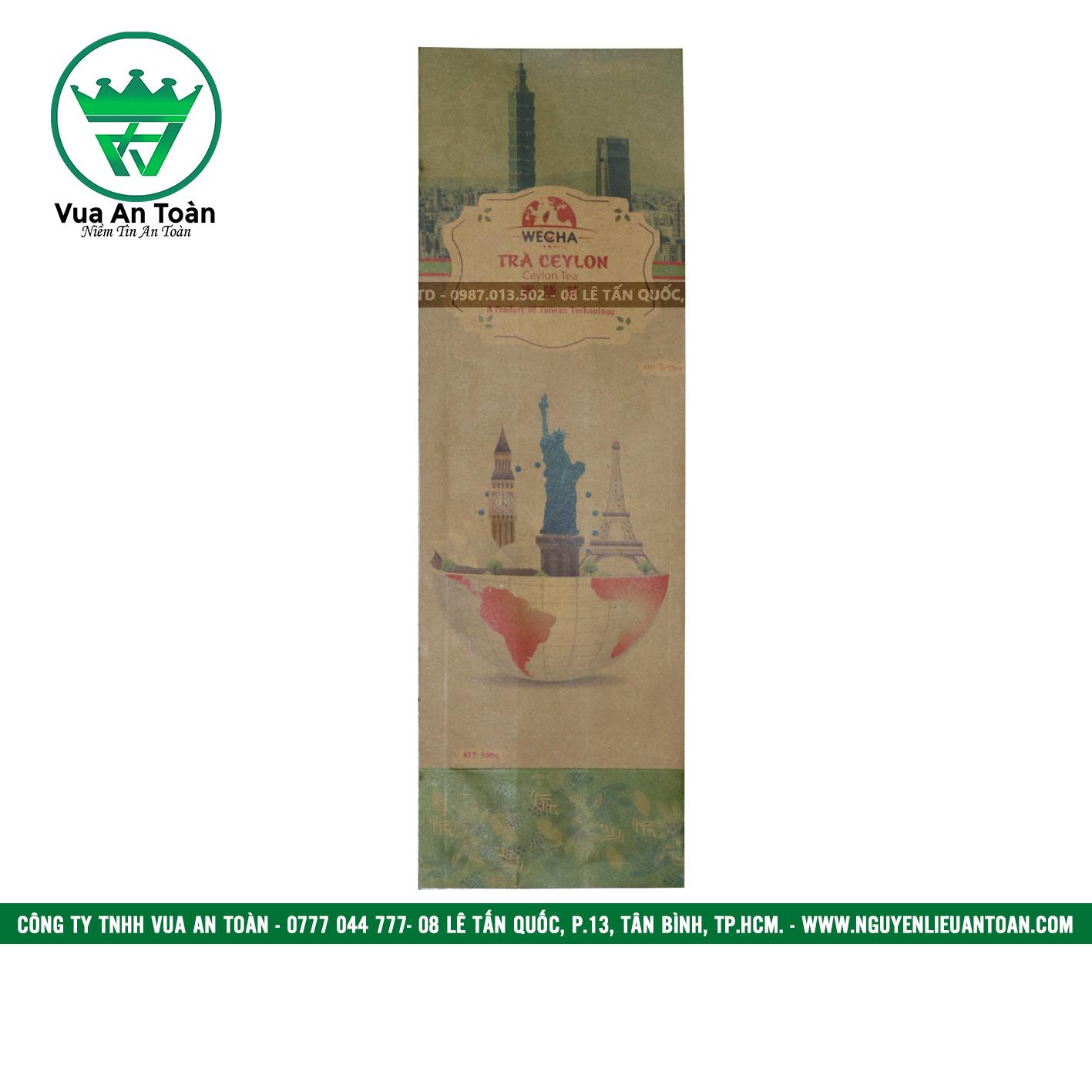Trà đen Ceylon Wecha 500g