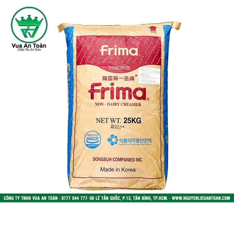 Bột sữa Frima Hàn Quốc 25kg