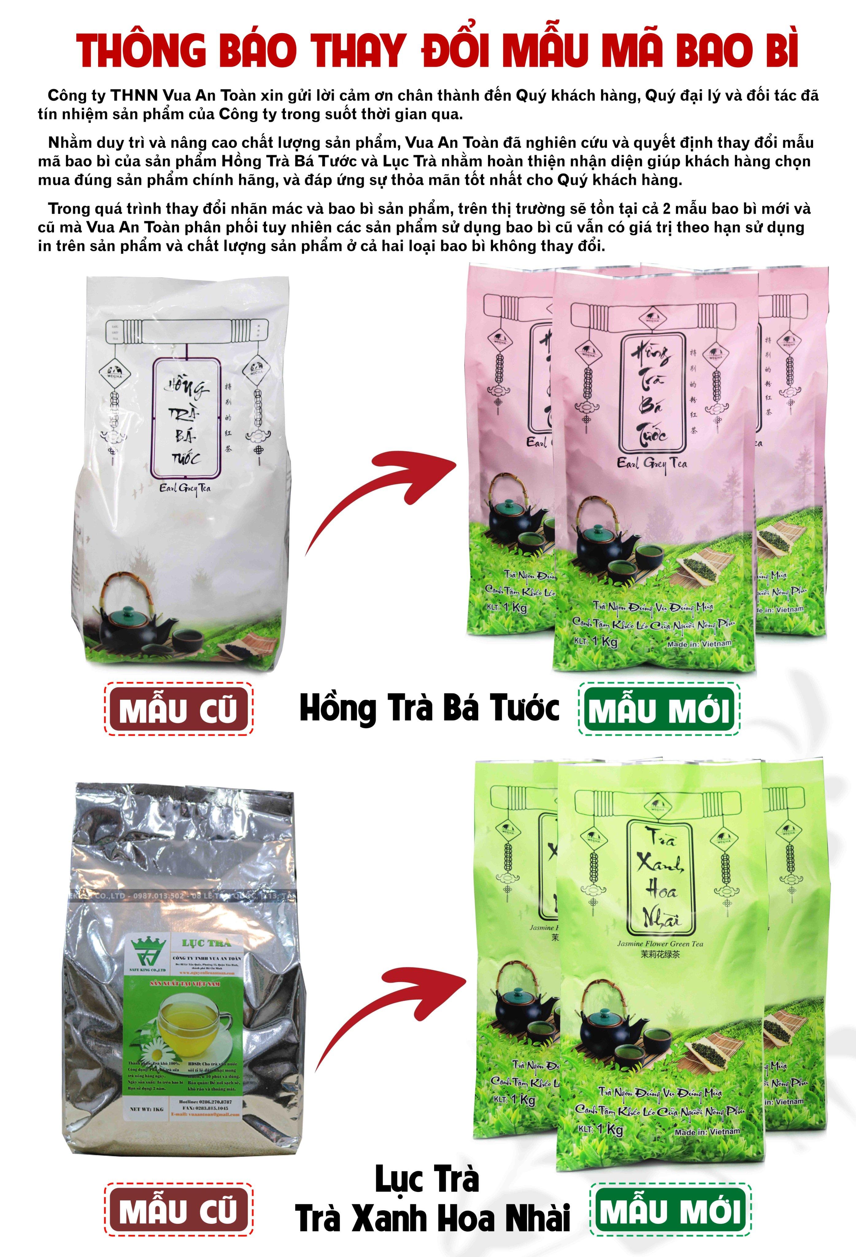 Lục trà Hoa Nhài
