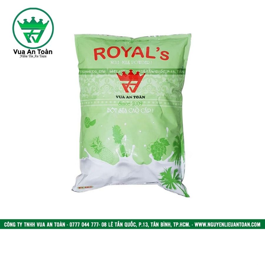 Bột Sữa Royal's 5kg.
